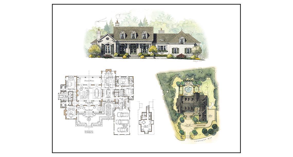 next - Conceptual Design House