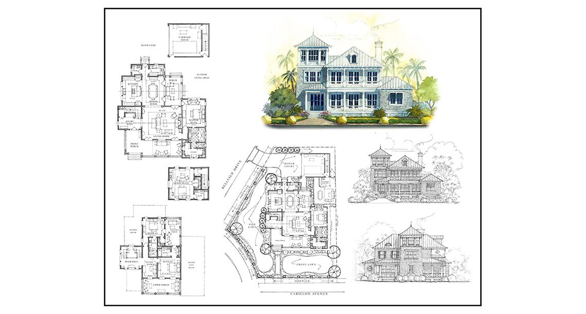 C Brandon Ingram House Plans